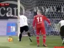 Spezia 1:2 Alessandria