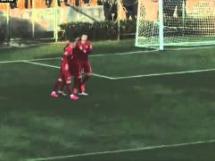 Pierwszy gol Denisa Thomalli dla Heidenheim