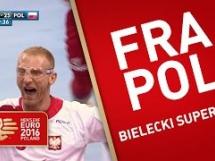 9 bramek Bieleckiego w meczu z Francją