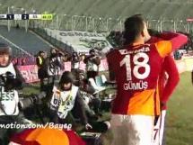 Osmanlispor 3:2 Galatasaray SK