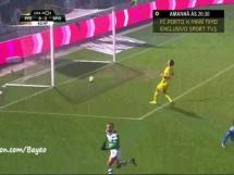 Pacos Ferreira 1:3 Sporting Lizbona