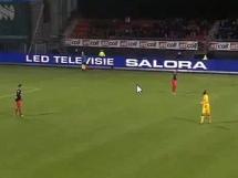 Excelsior Rotterdam 0:1 Roda