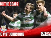 Celtic 3:1 St. Johnstone