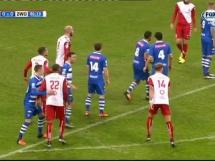 Utrecht 1:0 PEC Zwolle