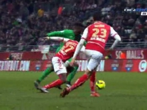 Reims 1:1 Saint Etienne