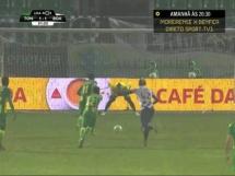 Tondela 1:2 Boavista Porto