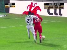 Moreirense 1:4 Benfica Lizbona