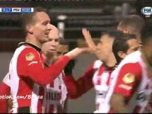 Excelsior Rotterdam 1:3 PSV Eindhoven