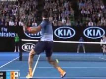 Milos Raonic 2:3 Andy Murray