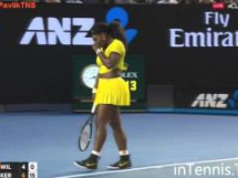 Serena Williams 1:2 Angelique Kerber