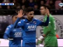 NEC Nijmegen 0:3 AZ Alkmaar