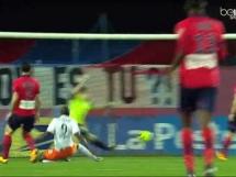 Gazelec Ajaccio - Montpellier