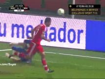 Moreirense 1:6 Benfica Lizbona
