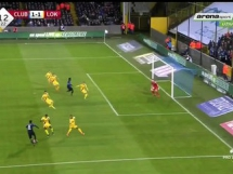 Club Brugge 2:1 Lokeren