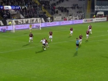 Spezia 3:1 Salernitana