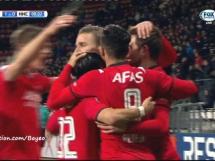 AZ Alkmaar 1:0 HHC Hardenberg