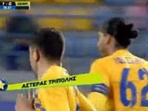 Asteras Tripolis 1:1 Olympiakos Pireus