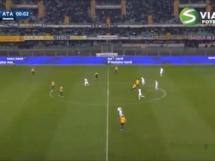 Verona 2:1 Atalanta