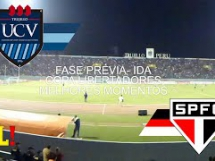 Cesar Vallejo 1:1 Sao Paulo