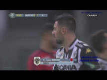 Angers 0:3 Olympique Lyon