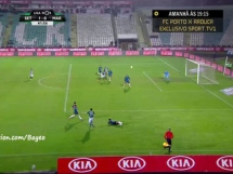 Vitoria Setubal 1:1 Maritimo Funchal