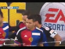 FC Basel 3:0 FC Luzern