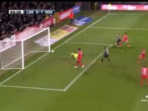 Lokeren 0:1 Oostende