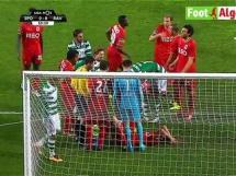 Sporting Lizbona 0:0 Rio Ave