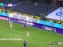 Anderlecht U19 2:0 Arsenal Londyn U19