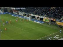 Gent 2:0 Excelsior Mouscron