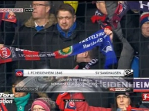FC Heidenheim 1:1 SV Sandhausen