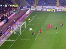 Mersin 2:1 Galatasaray SK