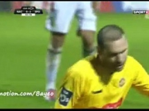 Nacional Madeira 0:4 Sporting Lizbona