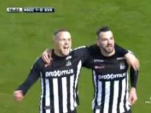 Charleroi 1:1 KV Kortrijk