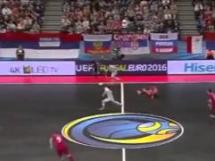 Serbia 2:5 Kazachstan