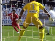 Cordoba 0:2 Real Saragossa