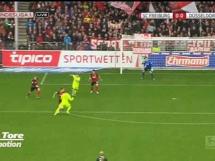 Freiburg 1:2 Fortuna Düsseldorf