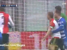 PEC Zwolle 3:1 Feyenoord