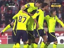 Maritimo Funchal 1:3 Sporting Braga