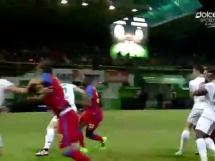 Concordia Chiajna 0:2 Steaua Bukareszt