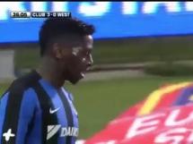 Club Brugge 6:0 Westerlo