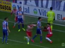 Deportivo Alaves 1:1 Almeria