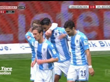 TSV 1860 Monachium 1:1 VfL Bochum