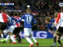 Feyenoord 1:1 Roda