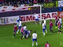 Osasuna 1:1 Real Saragossa