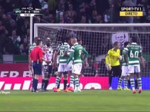 Sporting Lizbona 2:0 Boavista Porto