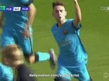 FC Barcelona U19 3:1 Midtjylland U19