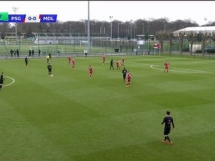 PSG U19 1:0 Middlesbrough U19