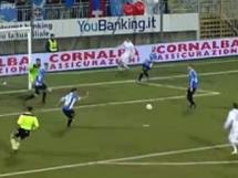 Novara 1:1 Pro Vercelli