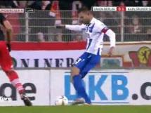 Union Berlin 2:1 Karlsruher